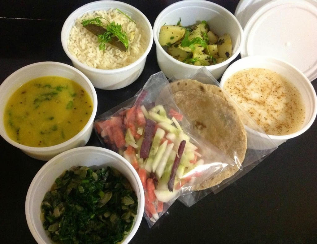 healthy meal dabba